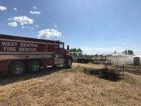 Natural Cover Fire Incident - 5-18-2018